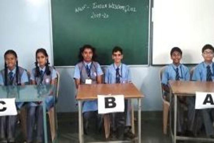 Nirmala English Medium School-Quiz