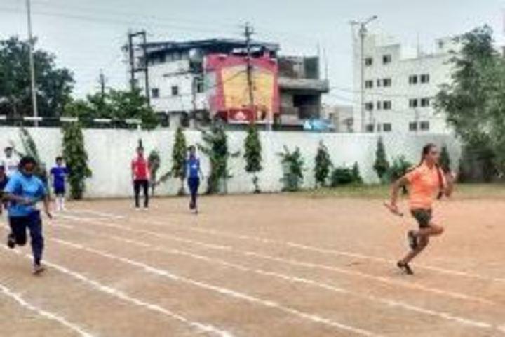Nirmala English Medium School-Sports