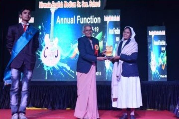Nirmala English Medium School-Annual Function
