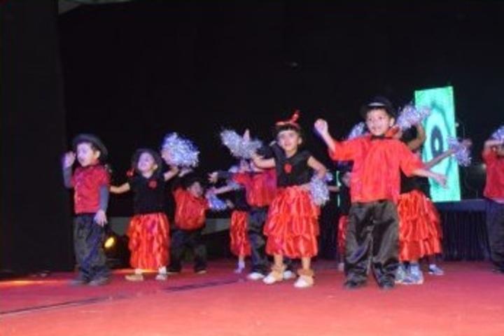 Nirmala English Medium School-Dance