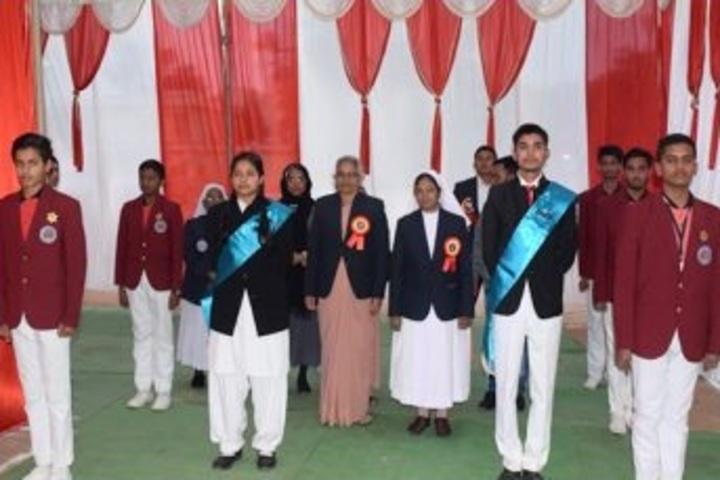 Nirmala English Medium School-Ceremory