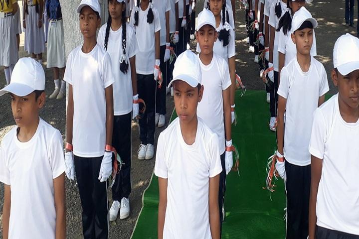 Nirmala English Medium School-Drill