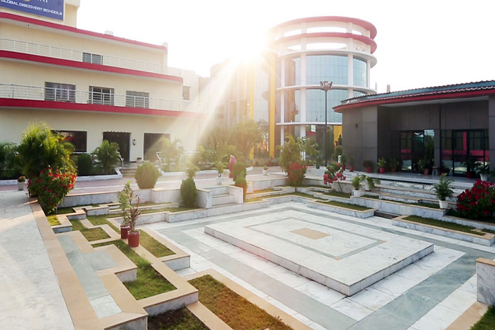 Nri Global Discovery Academy School-Campus View