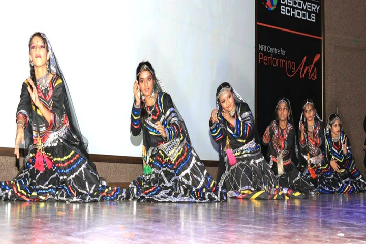 Nri Global Discovery Academy School-Dancing-Competition