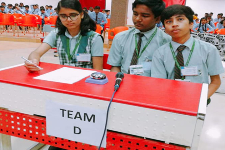 Nri Global Discovery Academy School-Quiz Competition