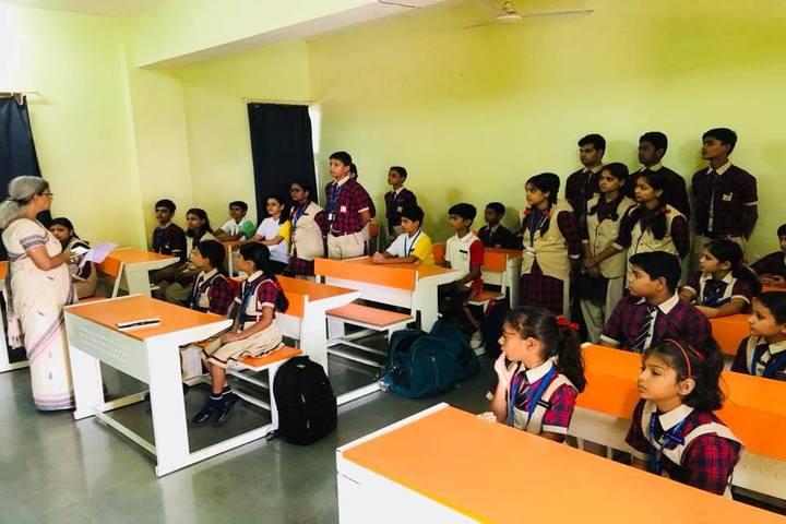 Olympus High-Classroom