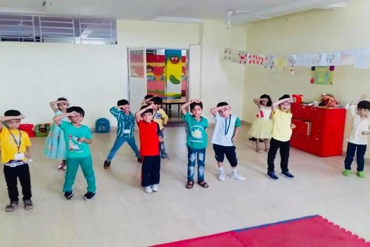 Olympus High-Dance-Room