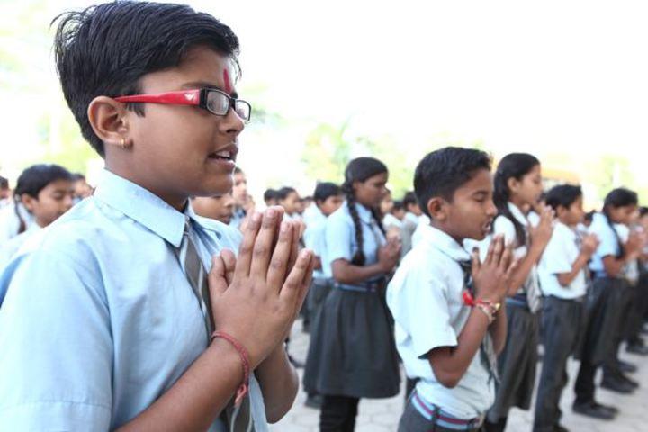 Om International School-Prayer
