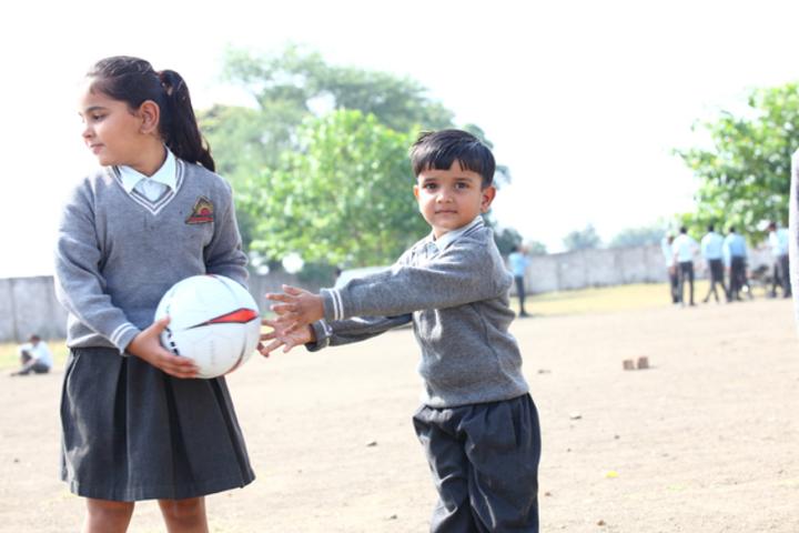 Om International School-Sports