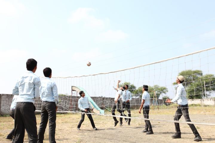 Om International School-Sports View