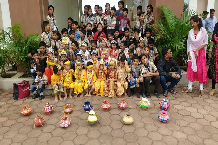 Omshanti Academy-Janmastami