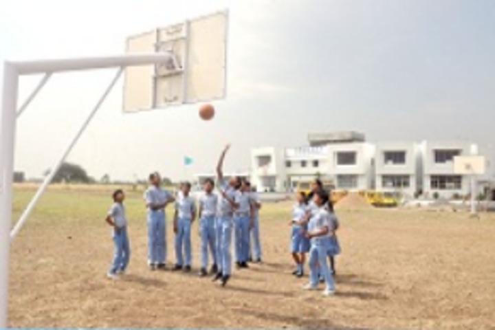 Open Sky Academy-Basket Ball