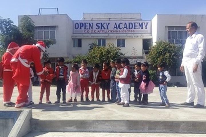 Open Sky Academy-Christmas