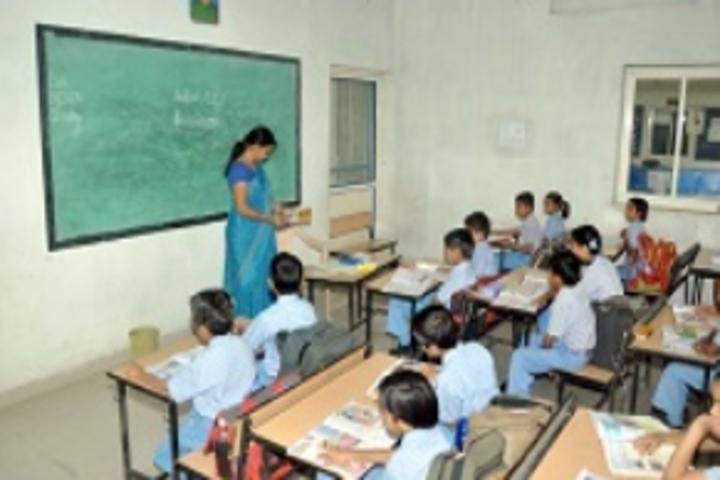 Open Sky Academy-Classroom