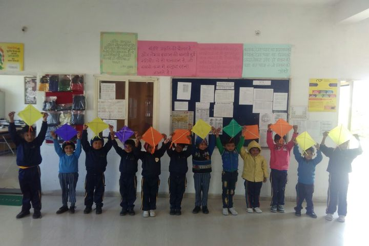 Open Sky Academy-Makara Sankranthi
