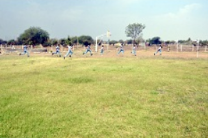 Open Sky Academy-Play Ground