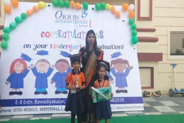 Orion International School-Achievement