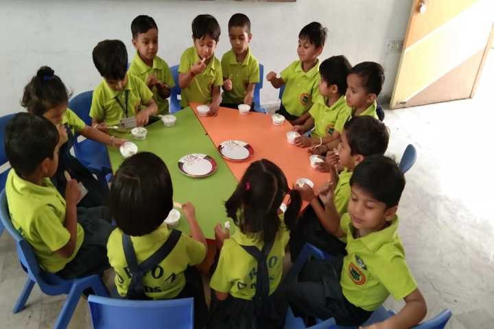 Orion International School-Activity