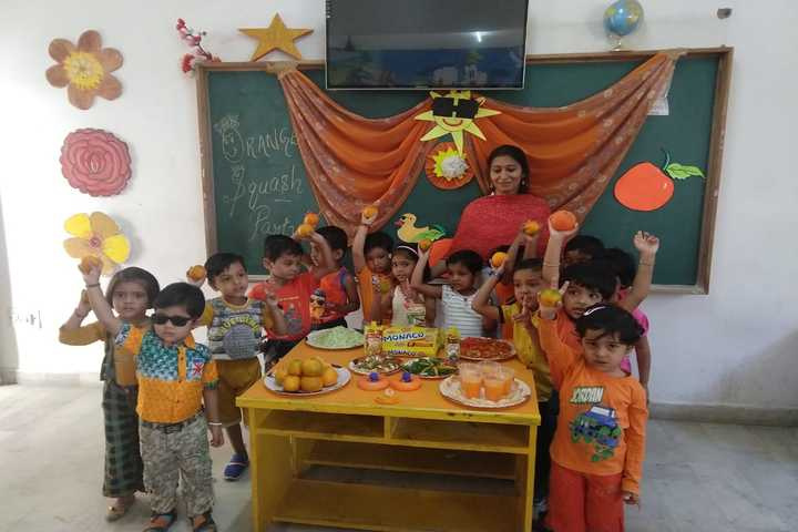 Orion International School-Fruit Day