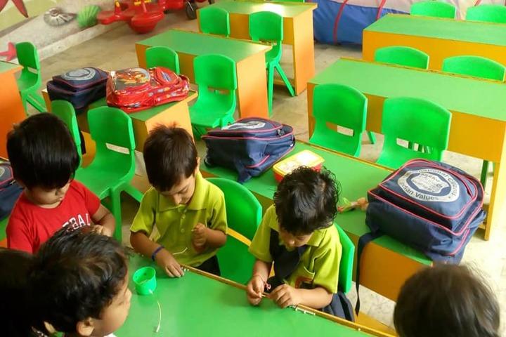 Orion International School-Classroom
