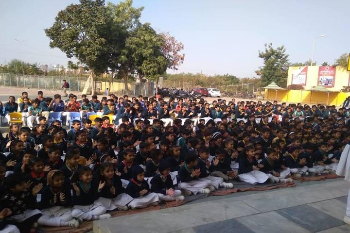 Orion International School-Play Ground