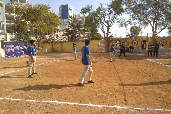 Orion International School-Ground
