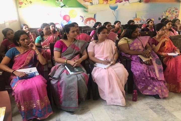 Orion International School-Staff Meeting