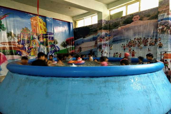 Orion International School-Swimming Pool