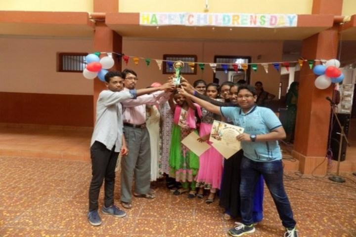 Sagritara School-Award