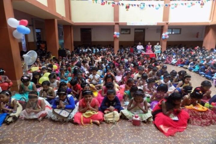 Sagritara School-Prayer