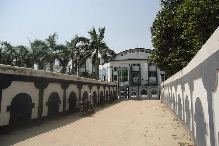 BRDAV Public School-Campus View