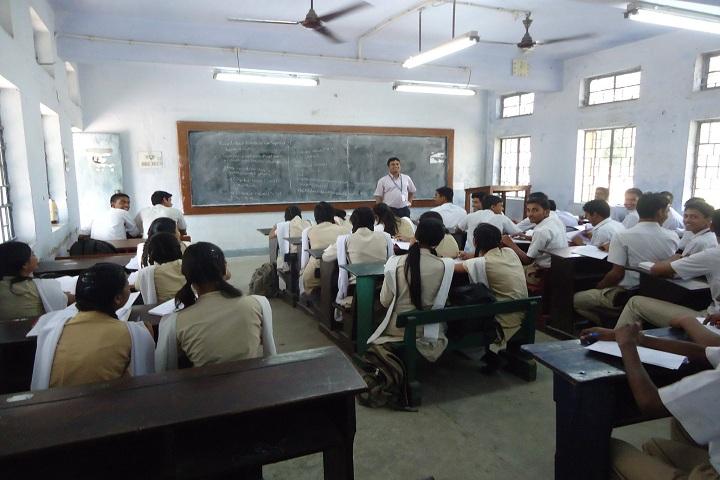 BRDAV Public School-Classroom