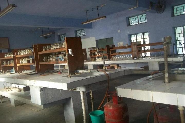 BRDAV Public School-Laboratory
