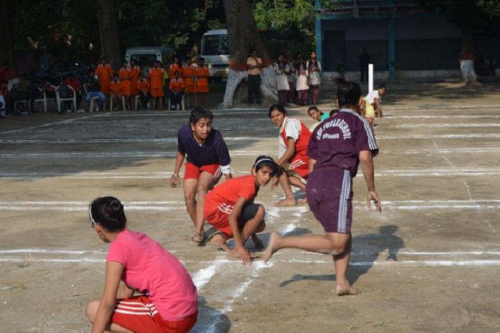 BRDAV Public School-Sports Kho Kho