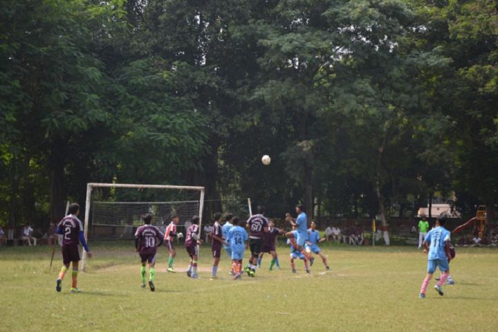 BRDAV Public School-Football