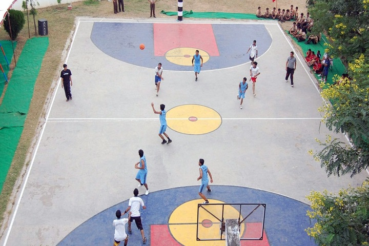 Oxford Junior College-Play Ground