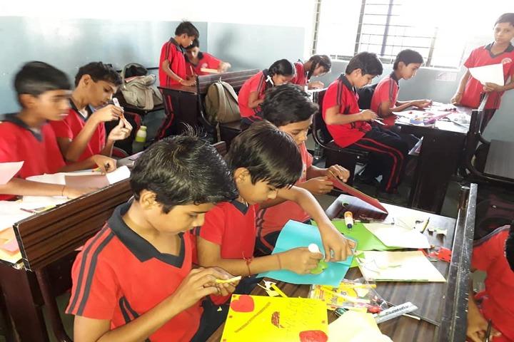 Panchsheel Academy-Art And Craft