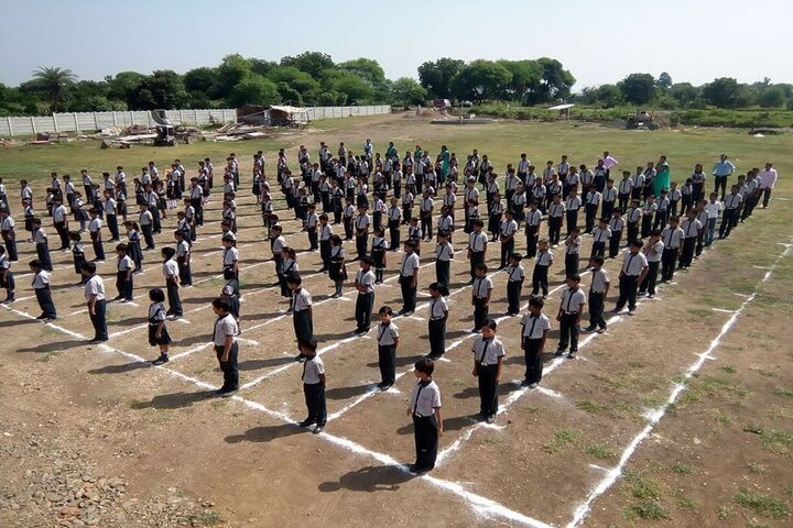 Panchsheel Academy-Assembly
