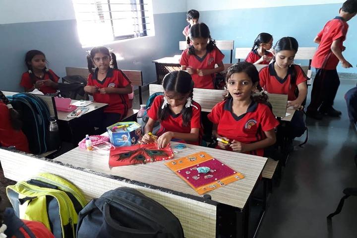 Panchsheel Academy-Classroom