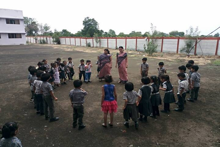 Panchsheel Academy-Ground