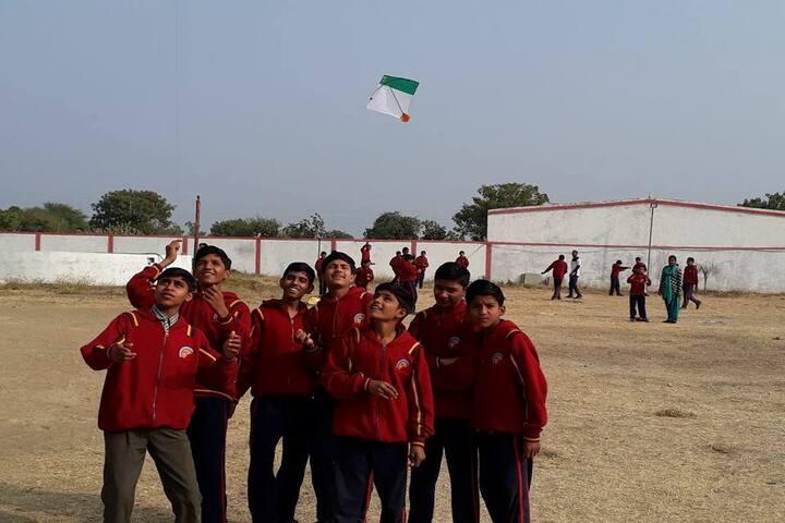 Panchsheel Academy-Kite Festival
