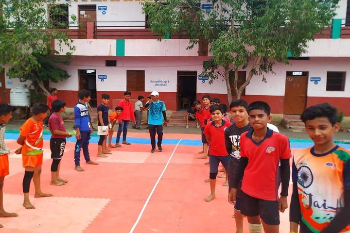 Panchsheel Academy-Sports