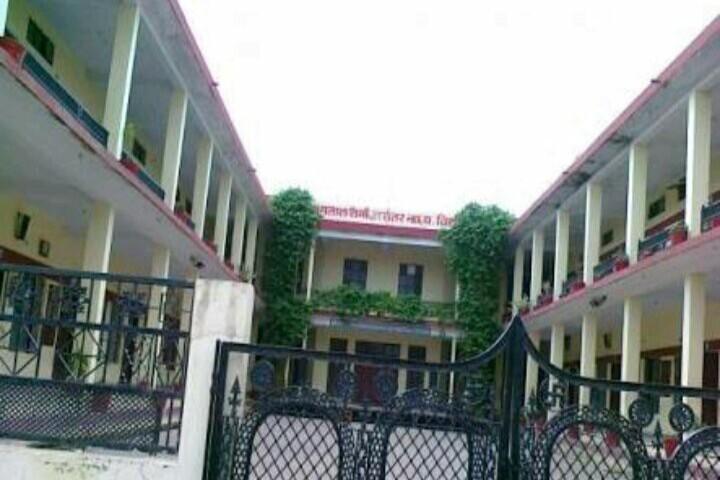 Pandit Ramlal Sharma English Medium School-Campus
