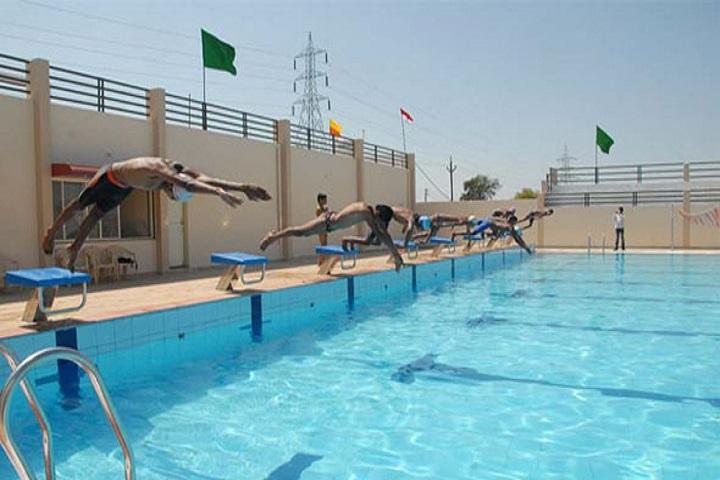 Pandit Ramlal Sharma English Medium School-Swimming Pool
