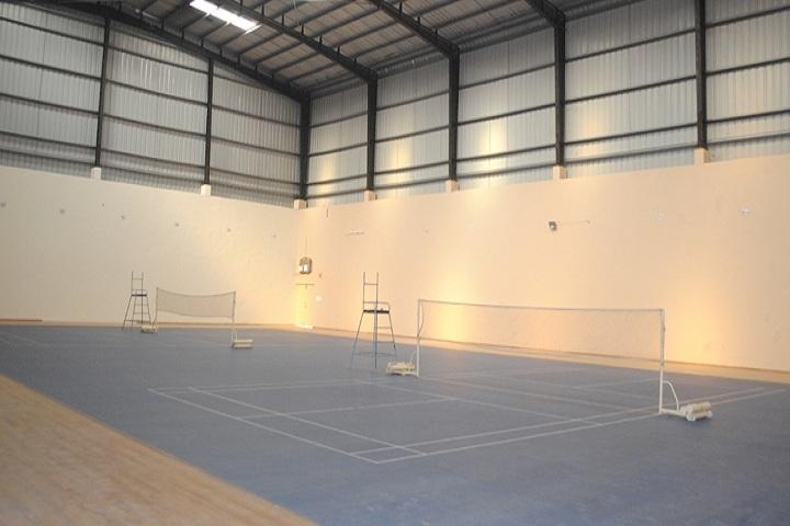 Pandit Ramlal Sharma English Medium School-Tennis Court