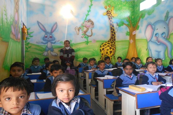 Paramount Academy-Classroom
