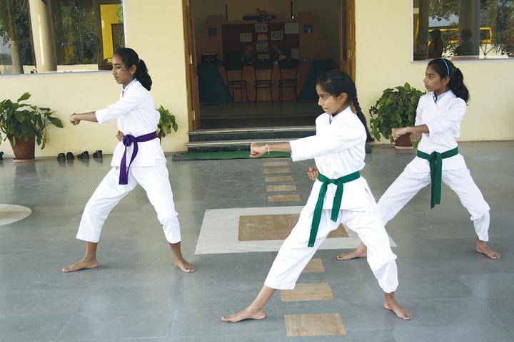 Paramount Academy-Karate
