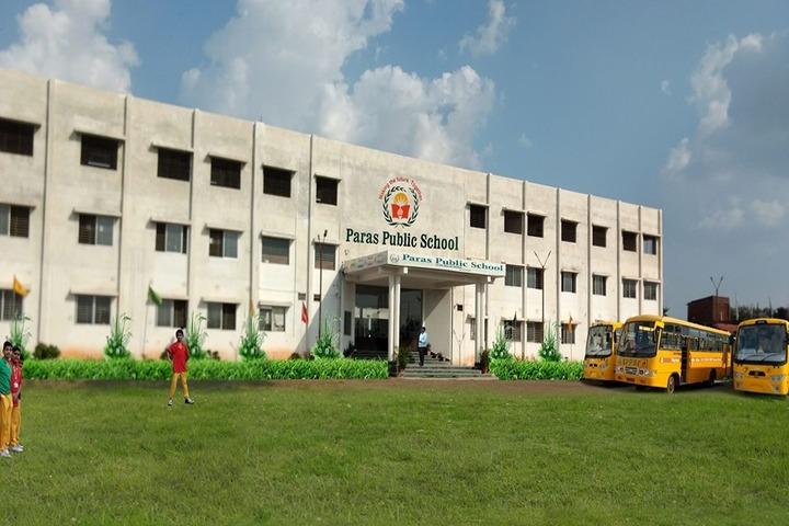 Paras Public School-Campus-View