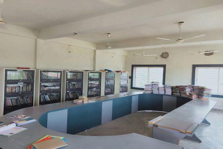 Paras Public School-Library