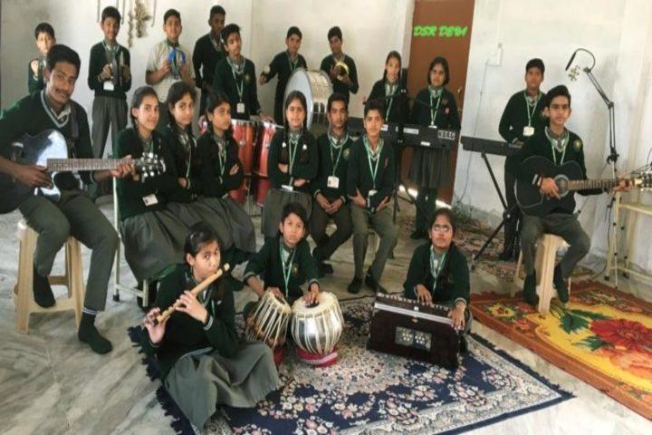 Paras Public School-Music